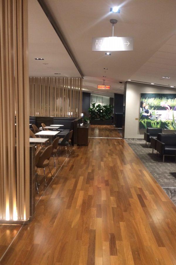 Aéroport de Montréal - Salon VIP air Canada