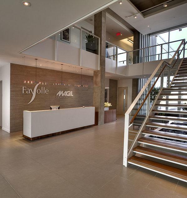 Magil - Escalier
